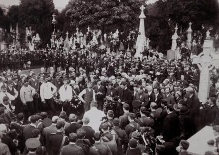 Mise Éire - Funeral of Jeremiah O Donovan Rossa