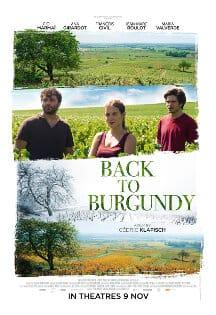 Back To Burgundy A4 Poster thumb