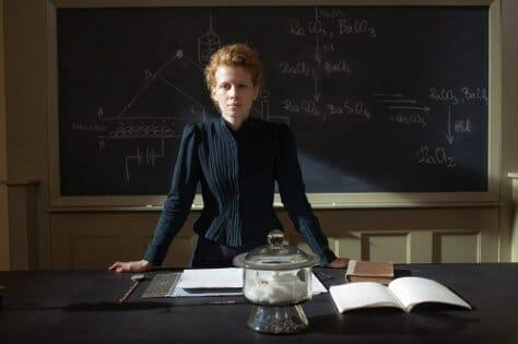 Marie Curie The Courage of Knowledge thumb