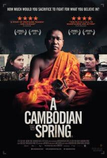 A Cambodian Spring poster