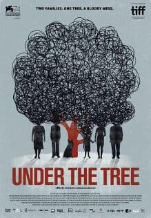 Under The Tree (Undir trénu) poster