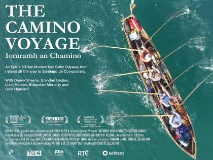 The Camino Voyage - Quad Poster thumb
