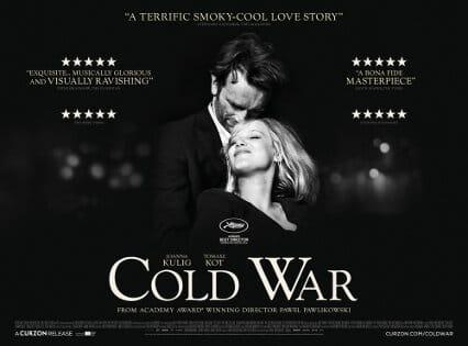 Cold War poster thumb